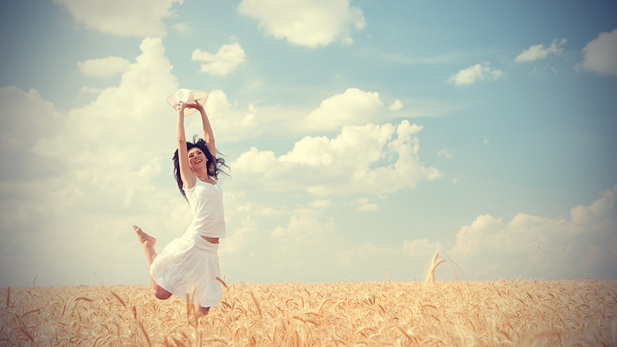 happy-woman-jumping